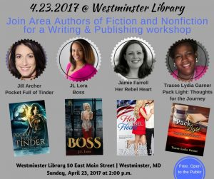 Image for Westminster Library event