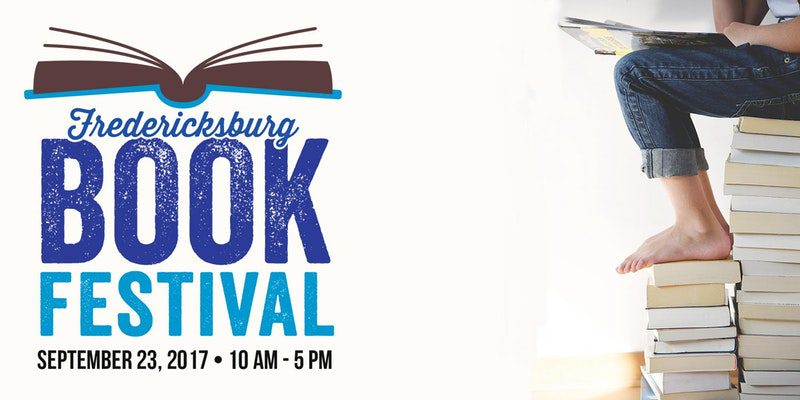 Image for the Fredericksburg Independent Book Festival