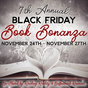Black Friday Book Bonanza banner